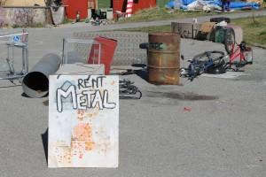 Metallsøppel